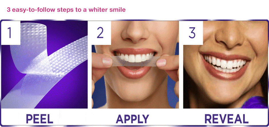 teeth 3D whitestrips
